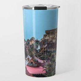 Popeye's Village Travel Mug