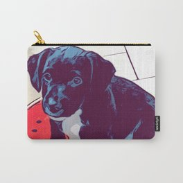 VERY CUTE BELOVED PUPPY Carry-All Pouch