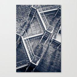 Escher's Escape Canvas Print