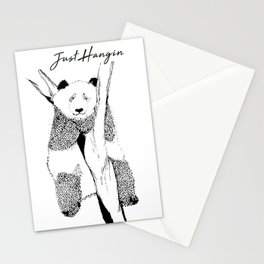 Just Hangin Stationery Cards