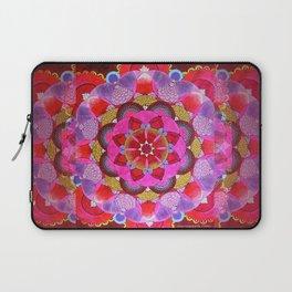 Mandala Opening Laptop Sleeve