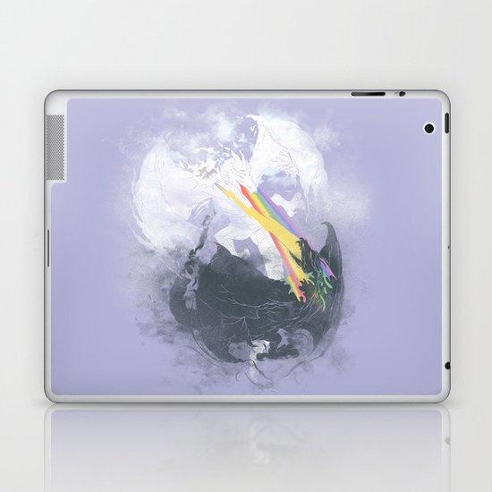 Clash of the sky Dragons Laptop & iPad Skin