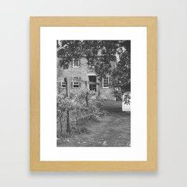 Rustic Living Framed Art Print