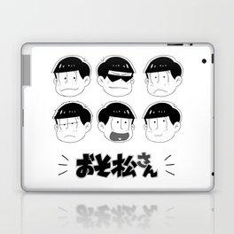 Six Same Faces Laptop & iPad Skin