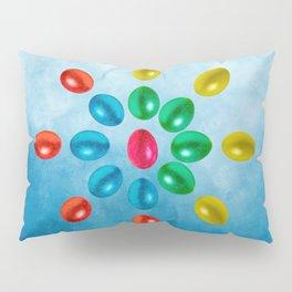 Easter eggs ornaments Pillow Sham