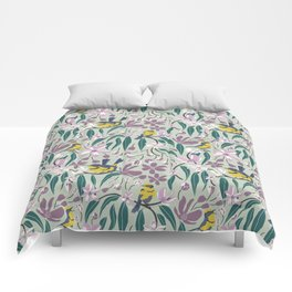 Summer Melody Comforters