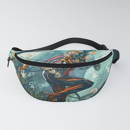 Warframe - Silver Grove Fanny Pack