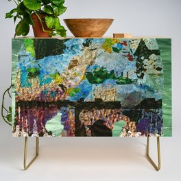 The World is Yours Credenza