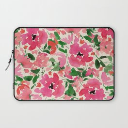 Red Rose Bouquet Laptop Sleeve