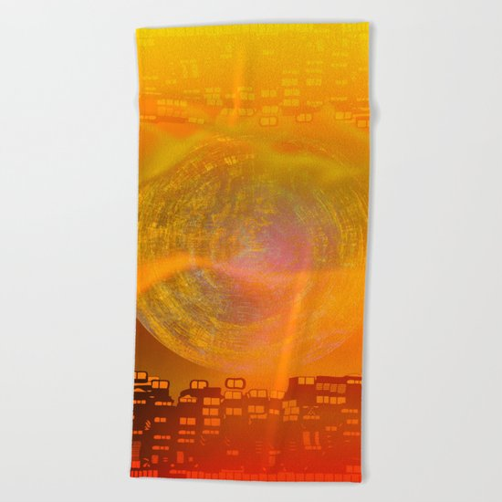 Atlante 15-06-16 / LIGHT Beach Towel