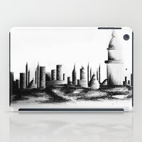 istanbul iPad Cases featuring İstanbul. by cidem