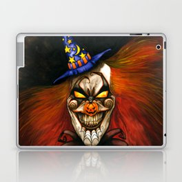HALcLOWnEEN Laptop & iPad Skin