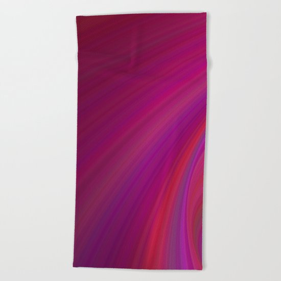 Lust Beach Towel