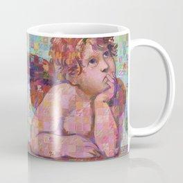 Sistine Cherub No. 1 Coffee Mug