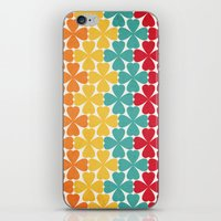 aloha iPhone & iPod Skins featuring Aloha! by Digi Treats 2