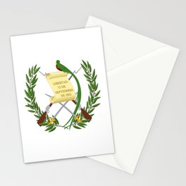 cost of arms of Guatemala Stationery Cards