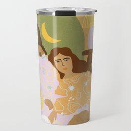 Violet Lamp Travel Mug