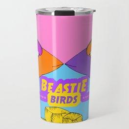 Beastie Birds Travel Mug