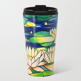River of Lotus Blossoms Travel Mug