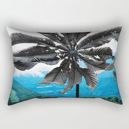 Boquete Blues Rectangular Pillow