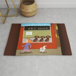 Puppies For Sale Rug
