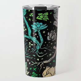 Succulent Supercluster Travel Mug