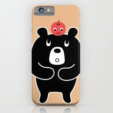 Apple Bear iPhone 6s Slim Case