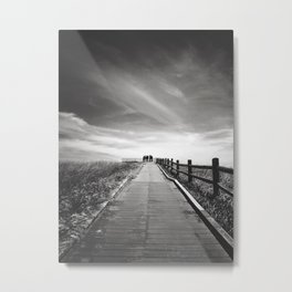 Badlands overlook Metal Print