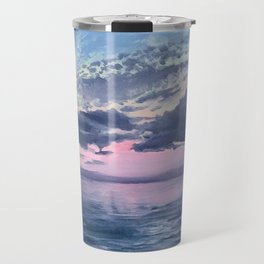 Pinery # 6 - sunset Travel Mug