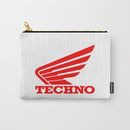 Techno wings Carry-All Pouch