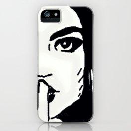 Aria Mont iPhone Case