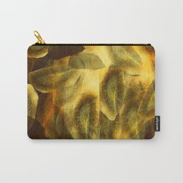 Empty Vessel Overflowing Carry-All Pouch