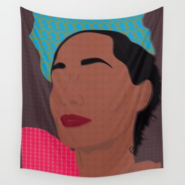 Miss Ross if you're nasty Wall Tapestry