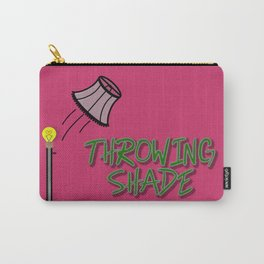 Throwing Shade Carry-All Pouch