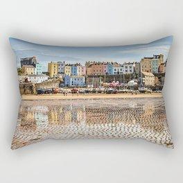 Tenby  Harbour Rectangular Pillow