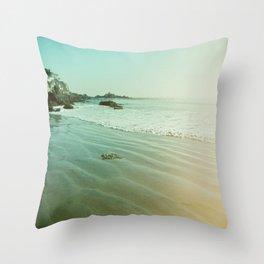 CDM Waves. Throw Pillow