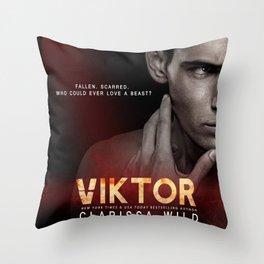 VIKTOR Throw Pillow