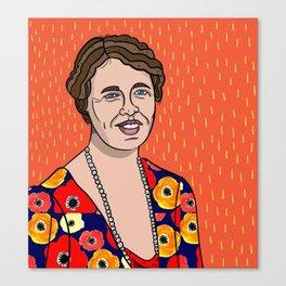 Eleanor Roosevelt Canvas Print