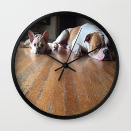 Mini Me Wall Clock