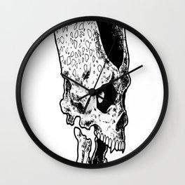 Dragon Ball Z Skull Series - Cell copy Wall Clock
