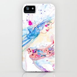 Jewel Fish iPhone Case
