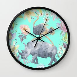 Best Friends Make All Things Possible - Bagaceous Wall Clock