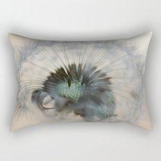 Macro World Rectangular Pillow