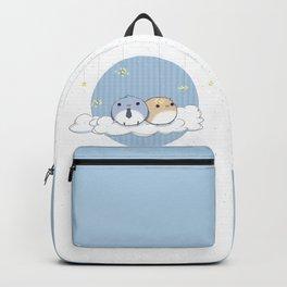Bird!Destiel Backpack