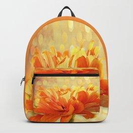 Glowing Marigold Backpack