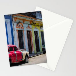 Colors of the Rainbow Stationery Cards