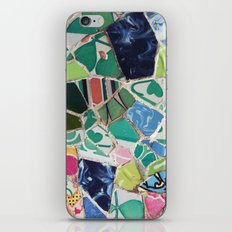 Tiling with pattern 6 iPhone & iPod Skin