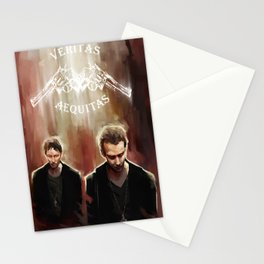 The Boondock Saints Stationery Cards
