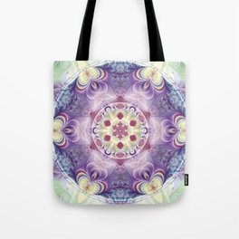 Mandalas from the Heart of Freedom 18 Tote Bag