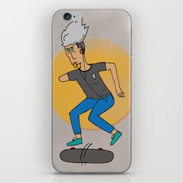 Skater, like no other iPhone Skin